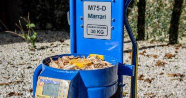 Medidor de Umidade e Densidade para Biomassa - M75D