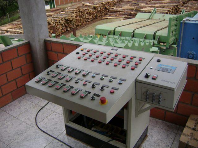 Bitolador Eletrônico para Serrarias Marrari MR200