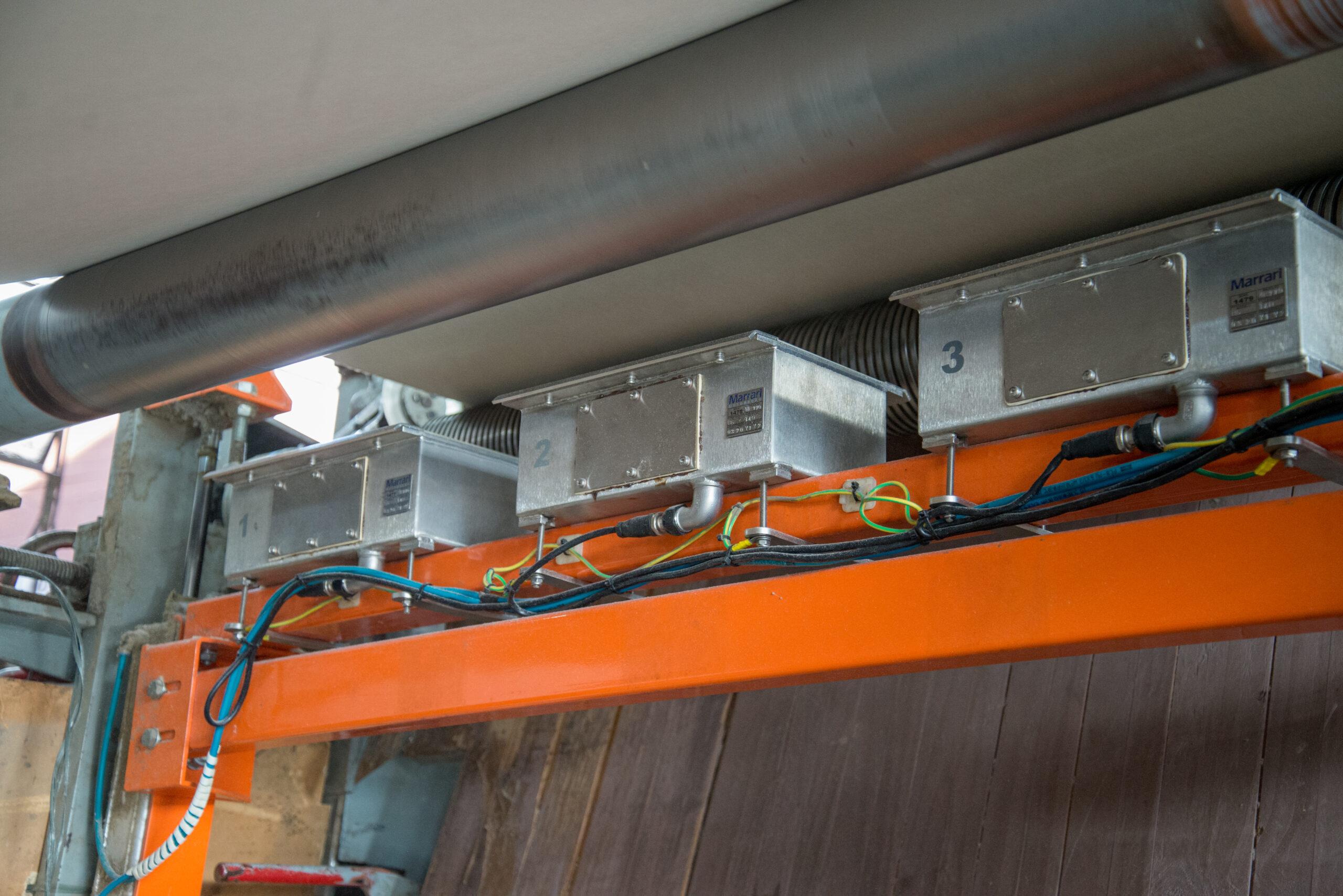Medidor de Umidade em Linha para Papel - UmiPaper