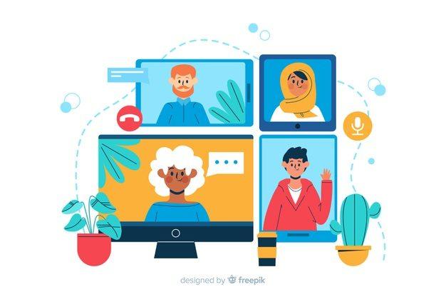 Geral: Videoconferências em tempos de distanciamento social!