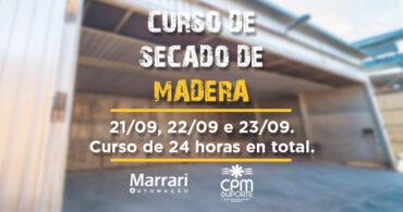 2° Curso de Secado de Madera LATAM