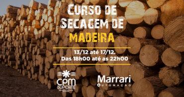 3° Curso de Secagem de Madeira 2021